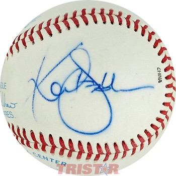 Ken Stabler Autographed Official Southern League Baseball