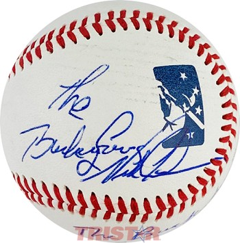 The Buckinghams Autographed Official Southern League Baseball