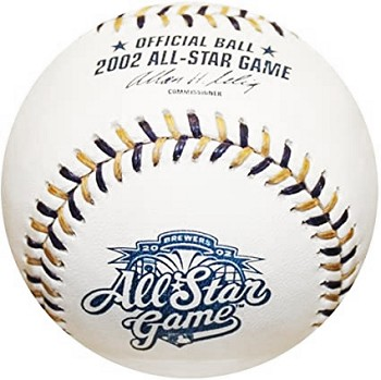 Lance Berkman Autographed Official 2002 All-Star Game Baseball