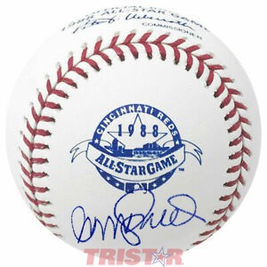 Ryne Sandberg Autographed 1988 All-Star Game Baseball