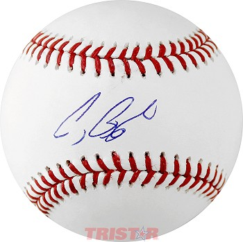 Craig Biggio Autographed Official ML Baseball