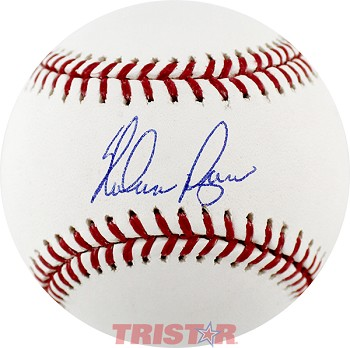 Nolan Ryan Autographed Official ML Baseball