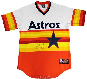 sports shoes 8a50d 788ee free shipping houston astros throwback rainbow jersey de42b ...