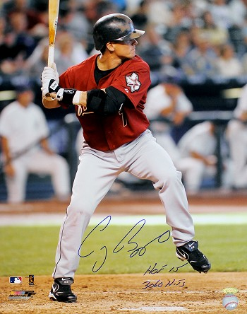 Craig Biggio Autographed Houston Astros 16x20 Photo Inscribed 3060 Hits, HOF 15